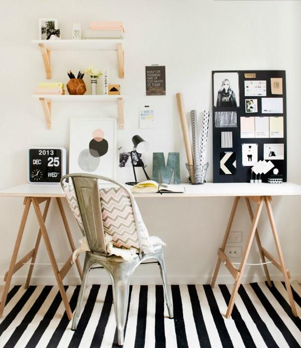 Scandivian-Home-study-room-striped-rug.jpg
