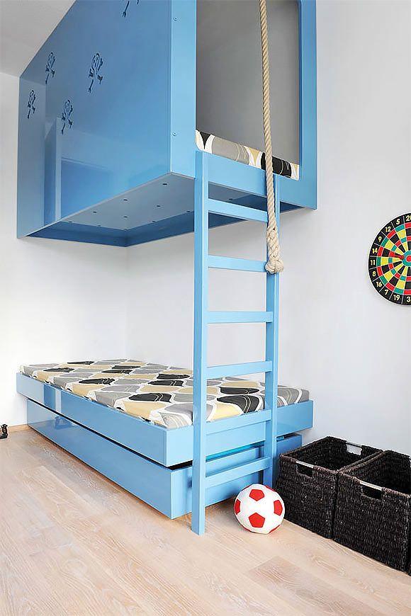 13 Modern Bunk Bed Ideas The Little Design Corner