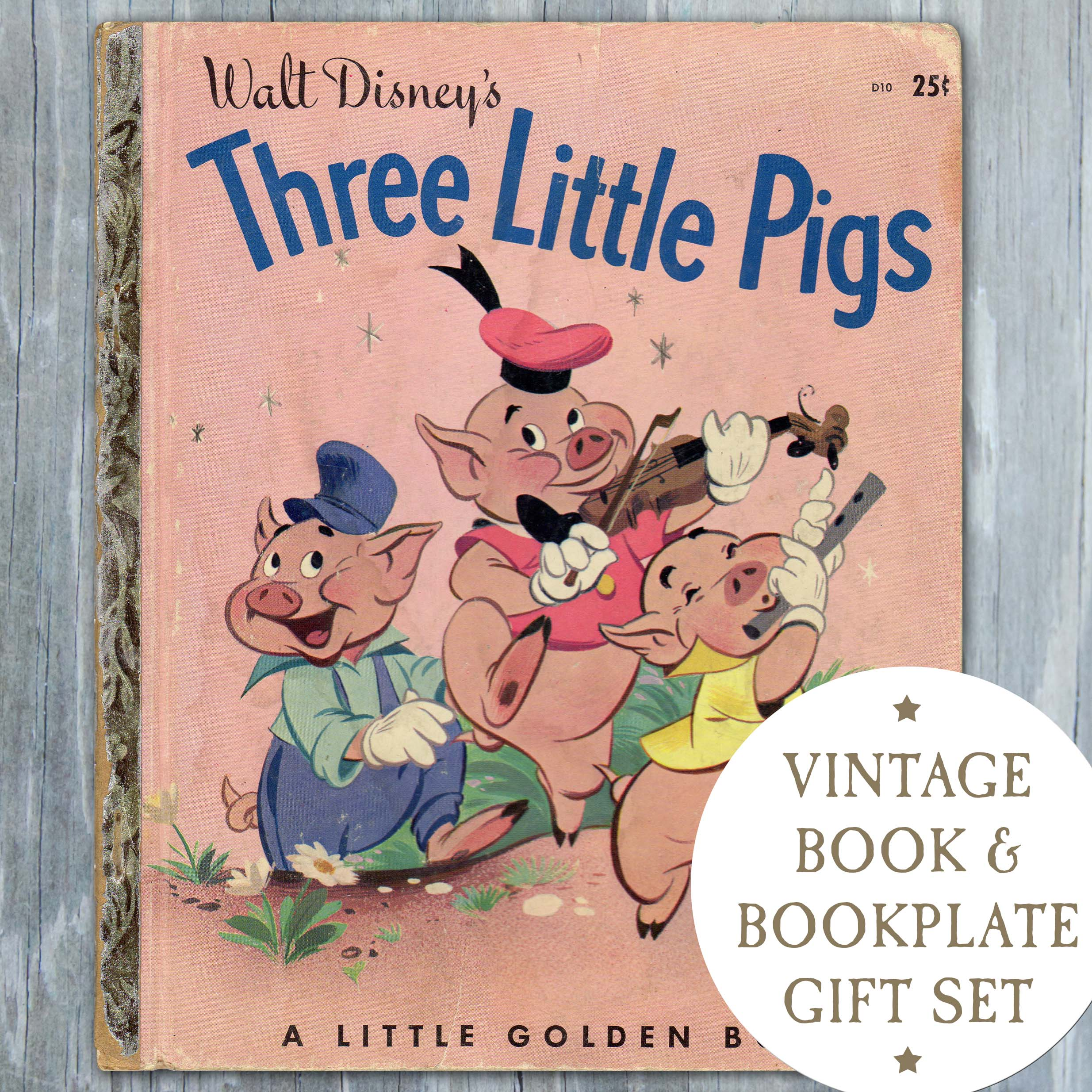 THREE LITTLE PIGS - 1948