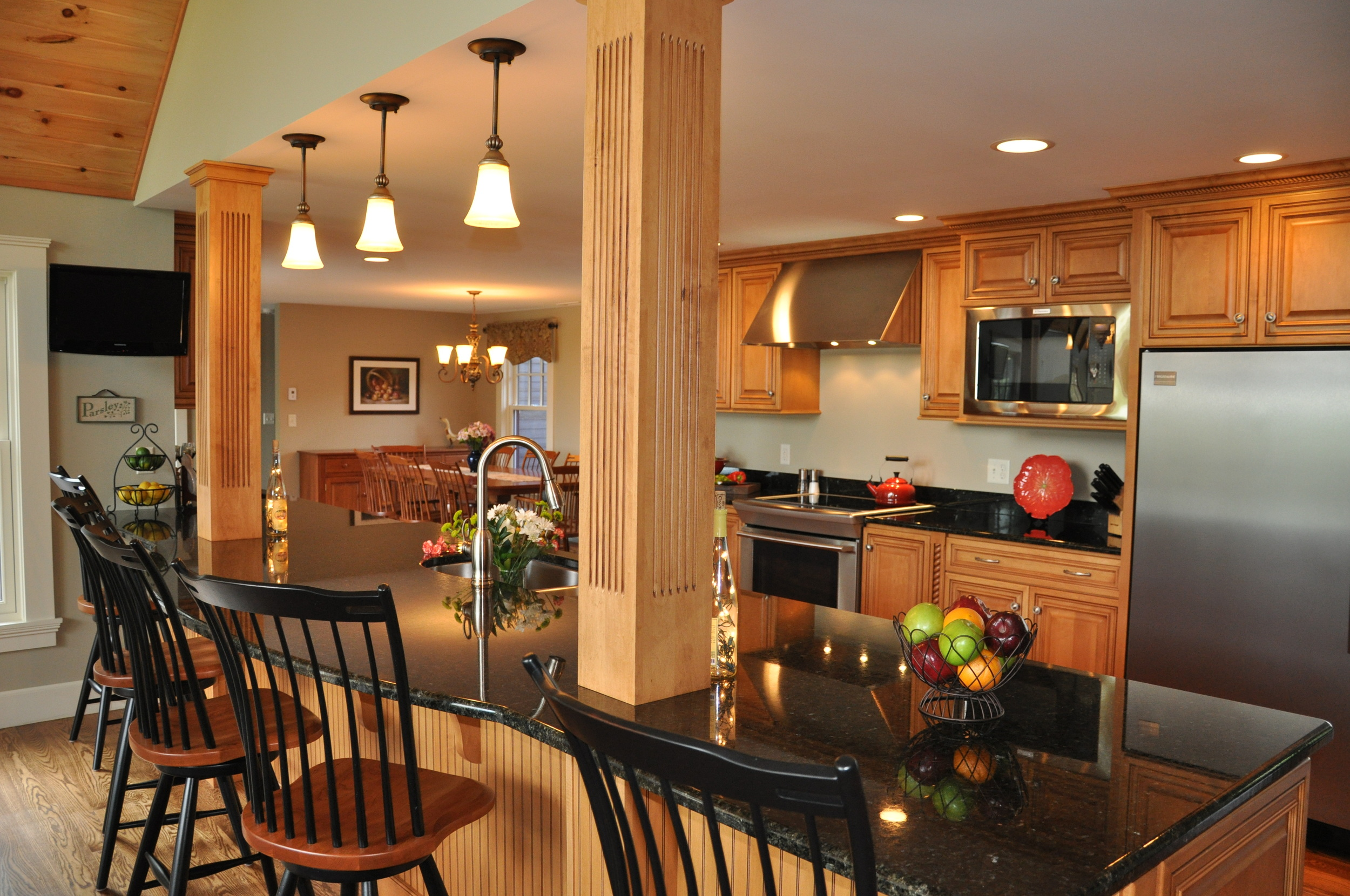 Kitchen Renovations Custom Kitchen Cabinets In Amherst Ma Classic Kitchens Baths