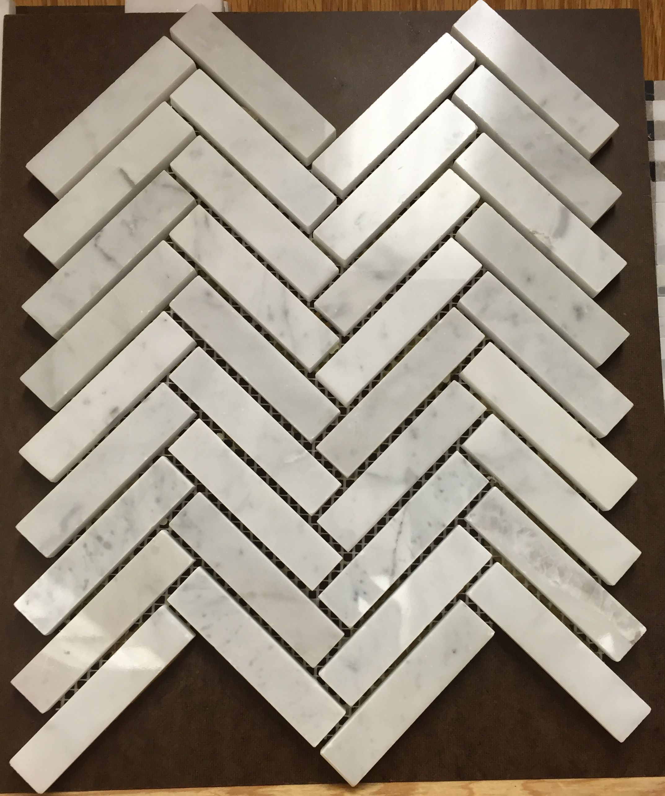 Herringbone - BEST TILE - Image Credit: Ken Rooney