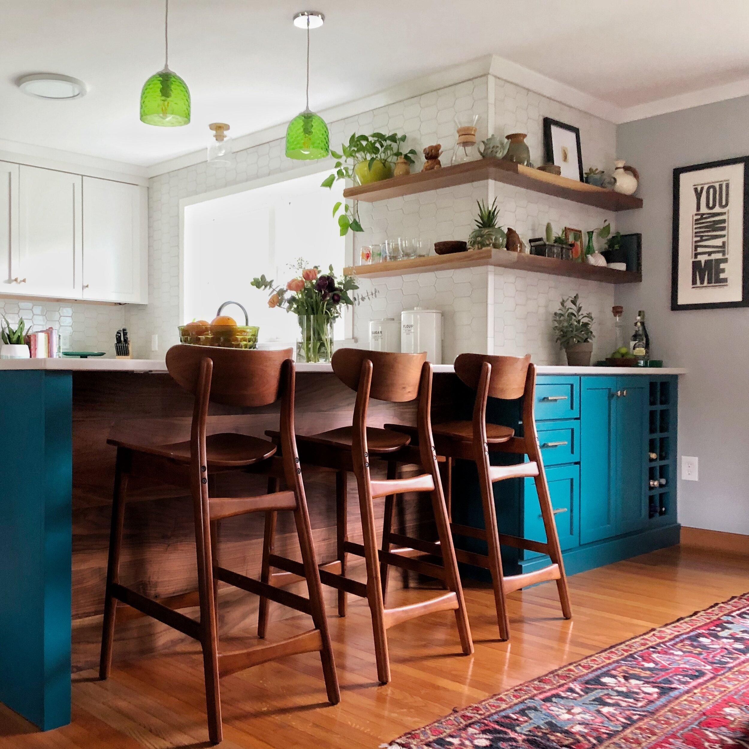 Barton Road - Kitchen Remodel