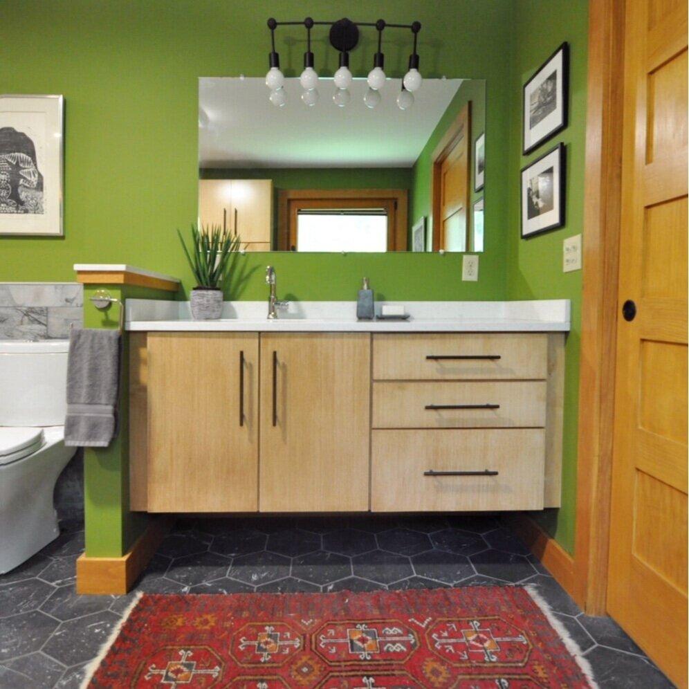 Hillside Road - Master Bath Remodel