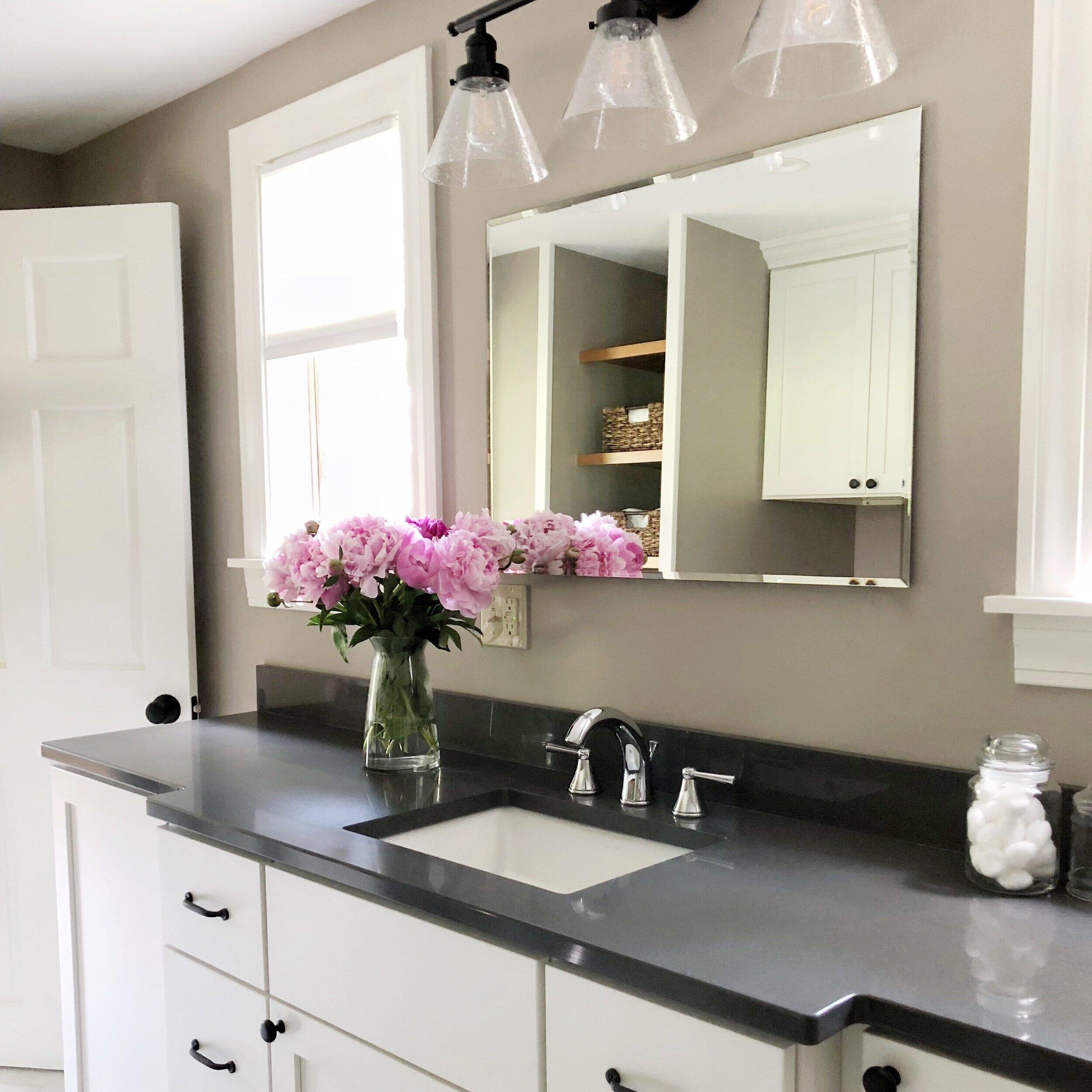 Maple Street - Bath & Laundry Room Remodel
