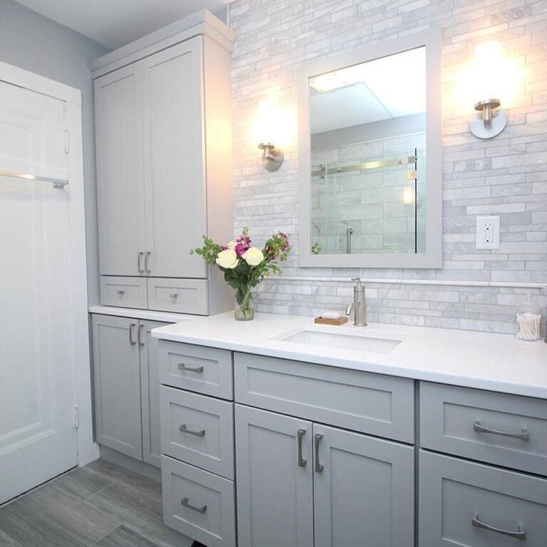 Pleasant Street - Bathroom Remodel