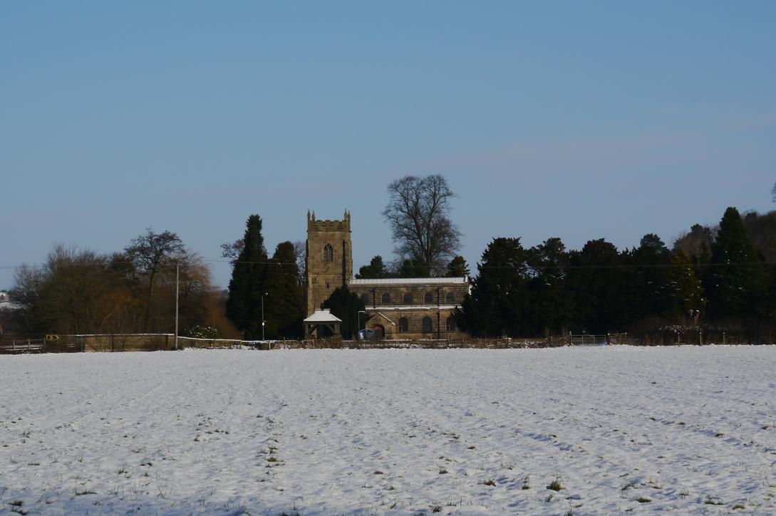 South Wingfield church