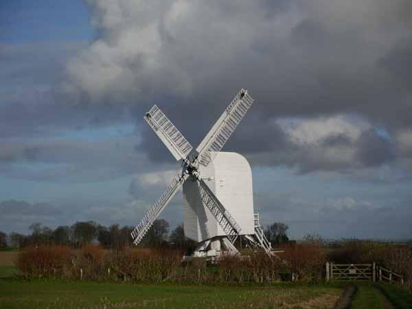Chillenden mill