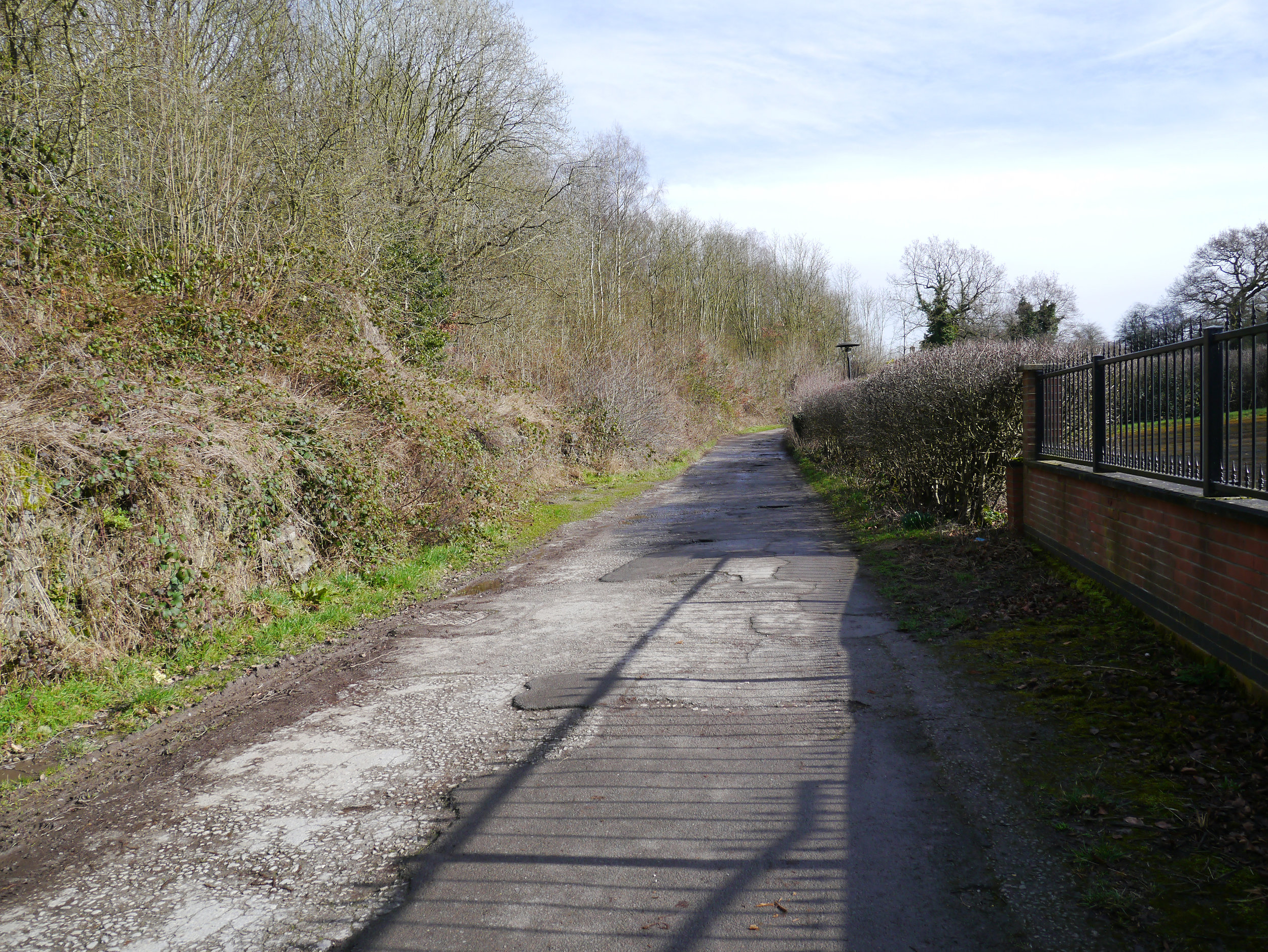 The coach road