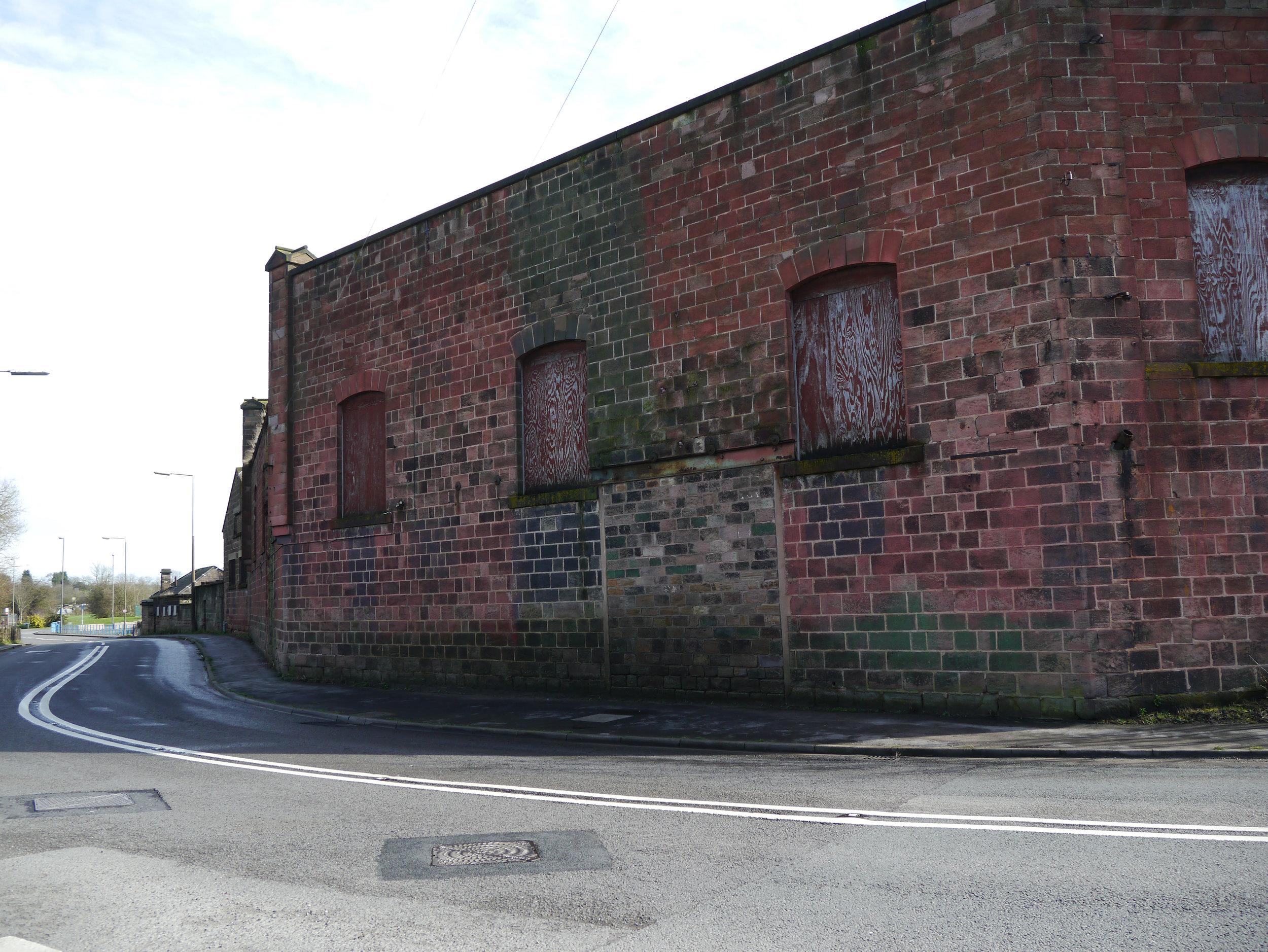 Butterley Works