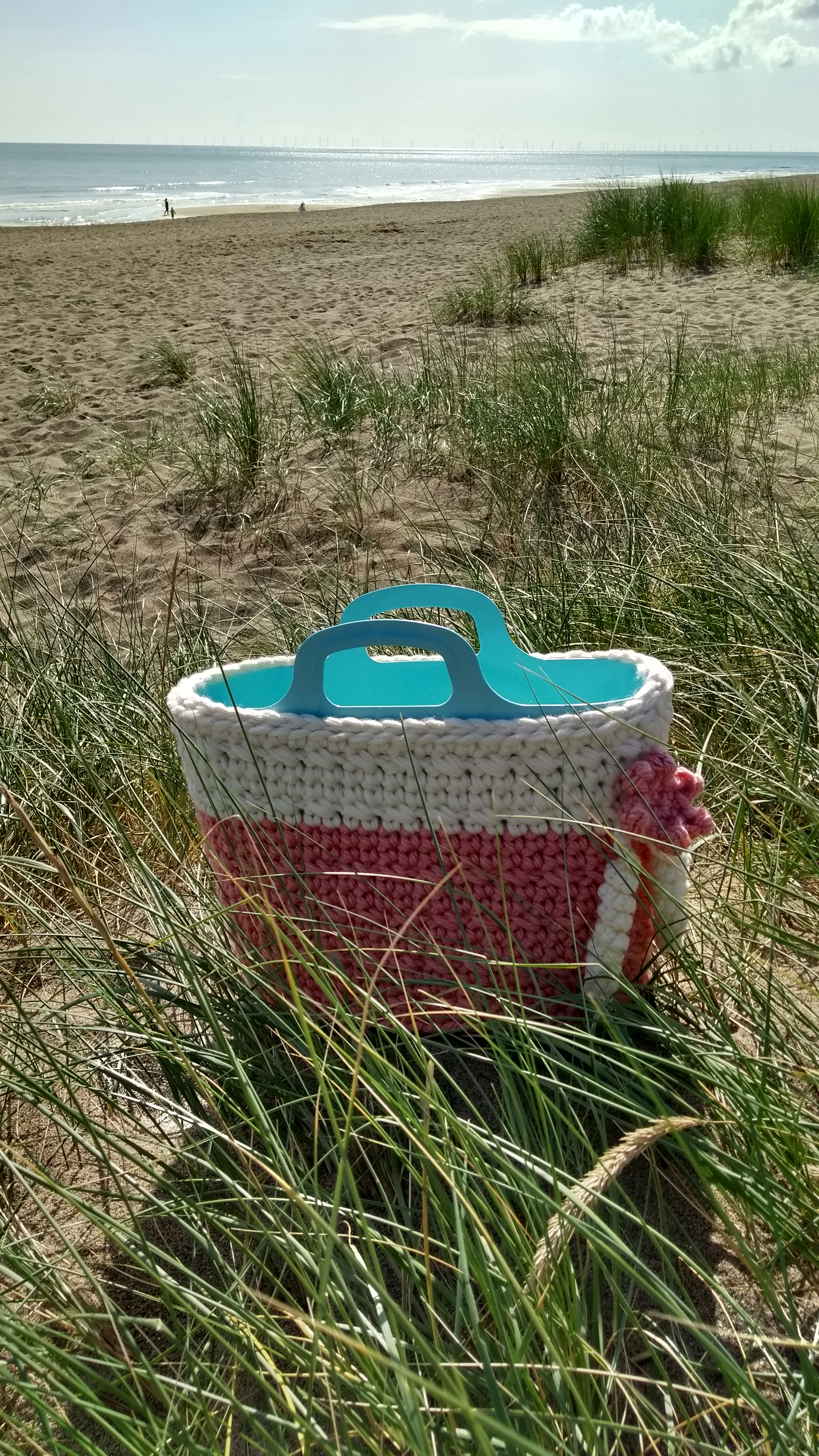 Super Bulky Crochet Basket Finished 1.jpg