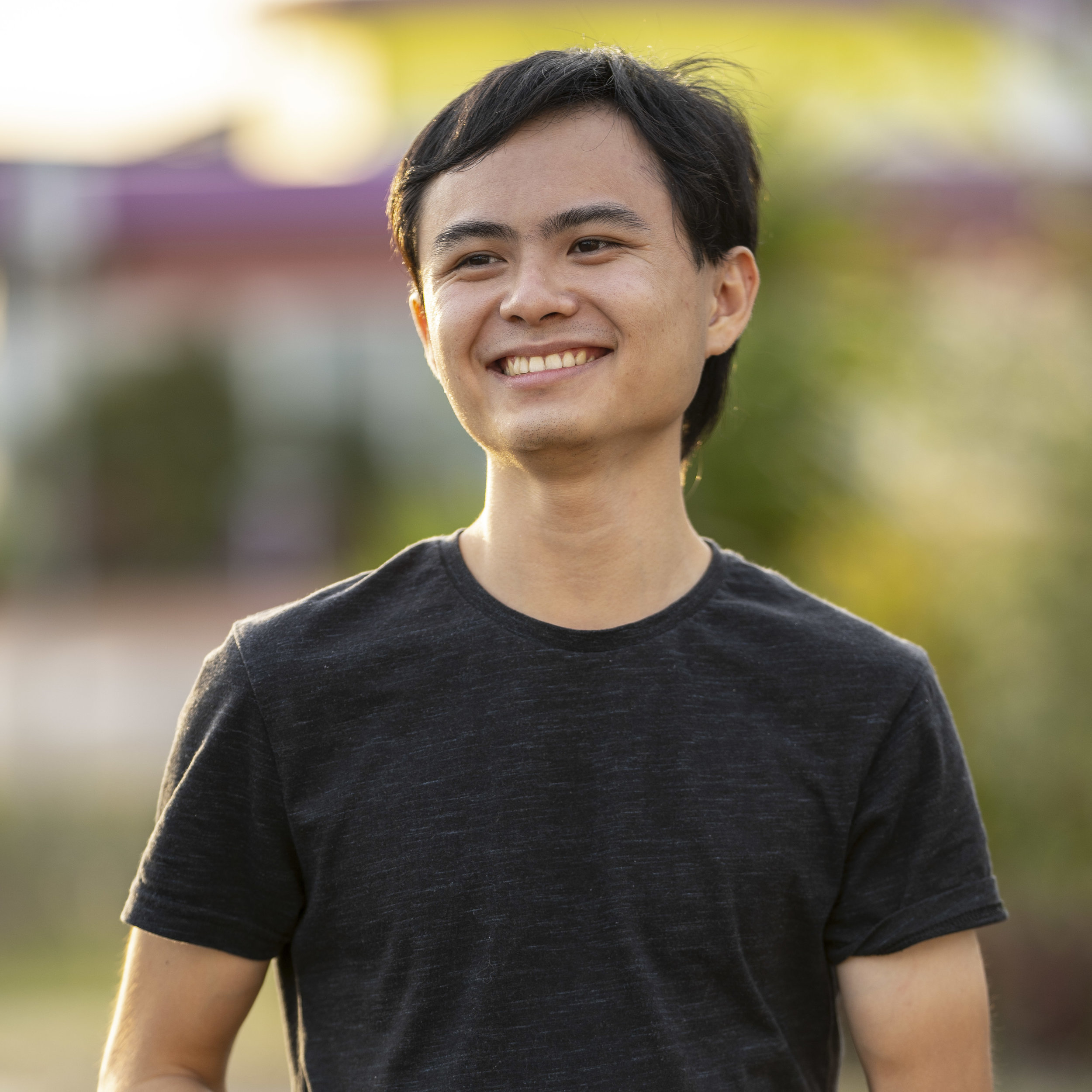 Chun Wong - Filmmaker / AnimatorChun is not from this world. He is able to survive solely on bananas & popcorn. He rarely sleeps (only when his camera battery is charging) and will not rest until his job is done. This guy is a ninja when it comes to animation and is no slouch with a camera.
