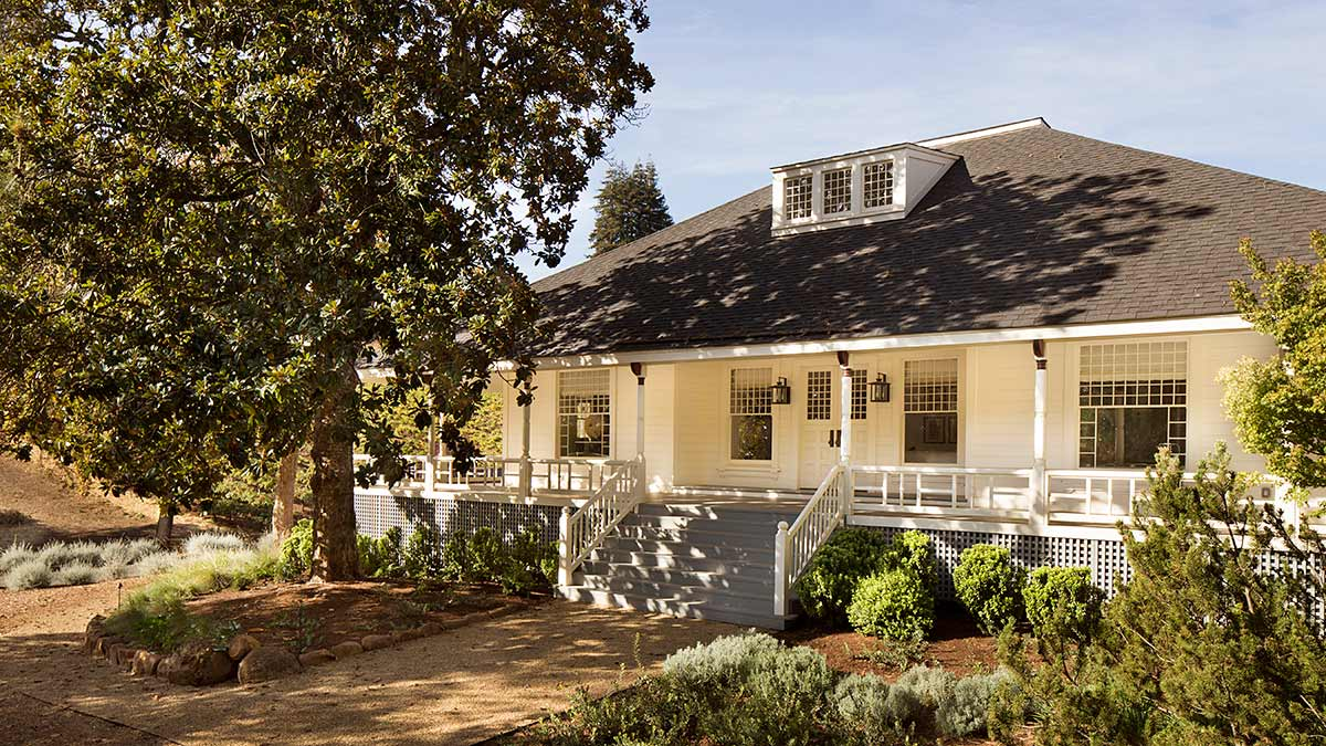 Cole House – Calistoga
