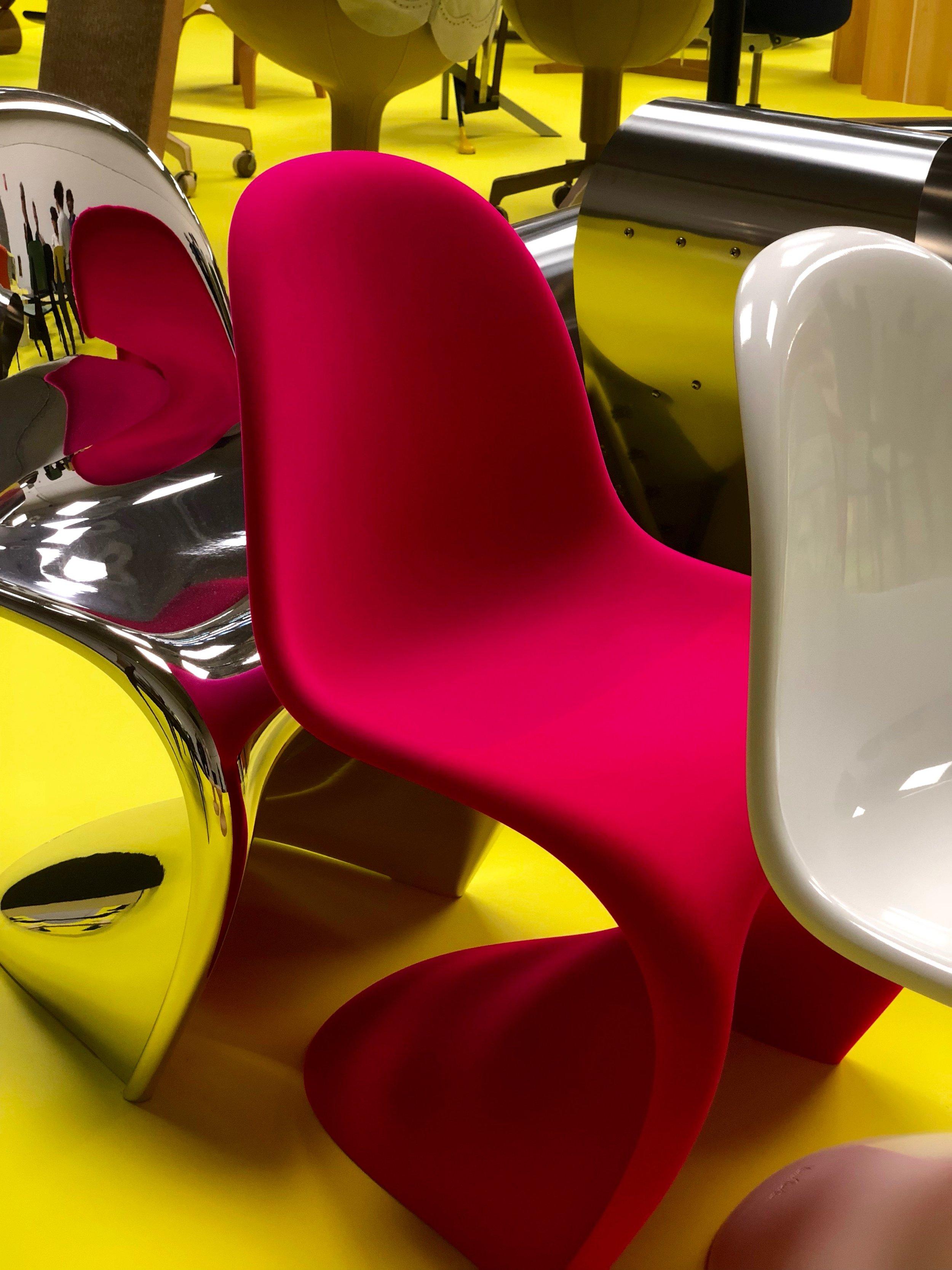 Vitra Typecasting - Panton Chair