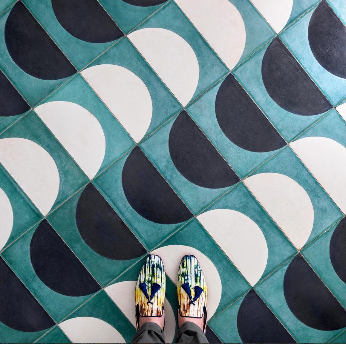 Top Ten Interior Instagram - Parisian Floors