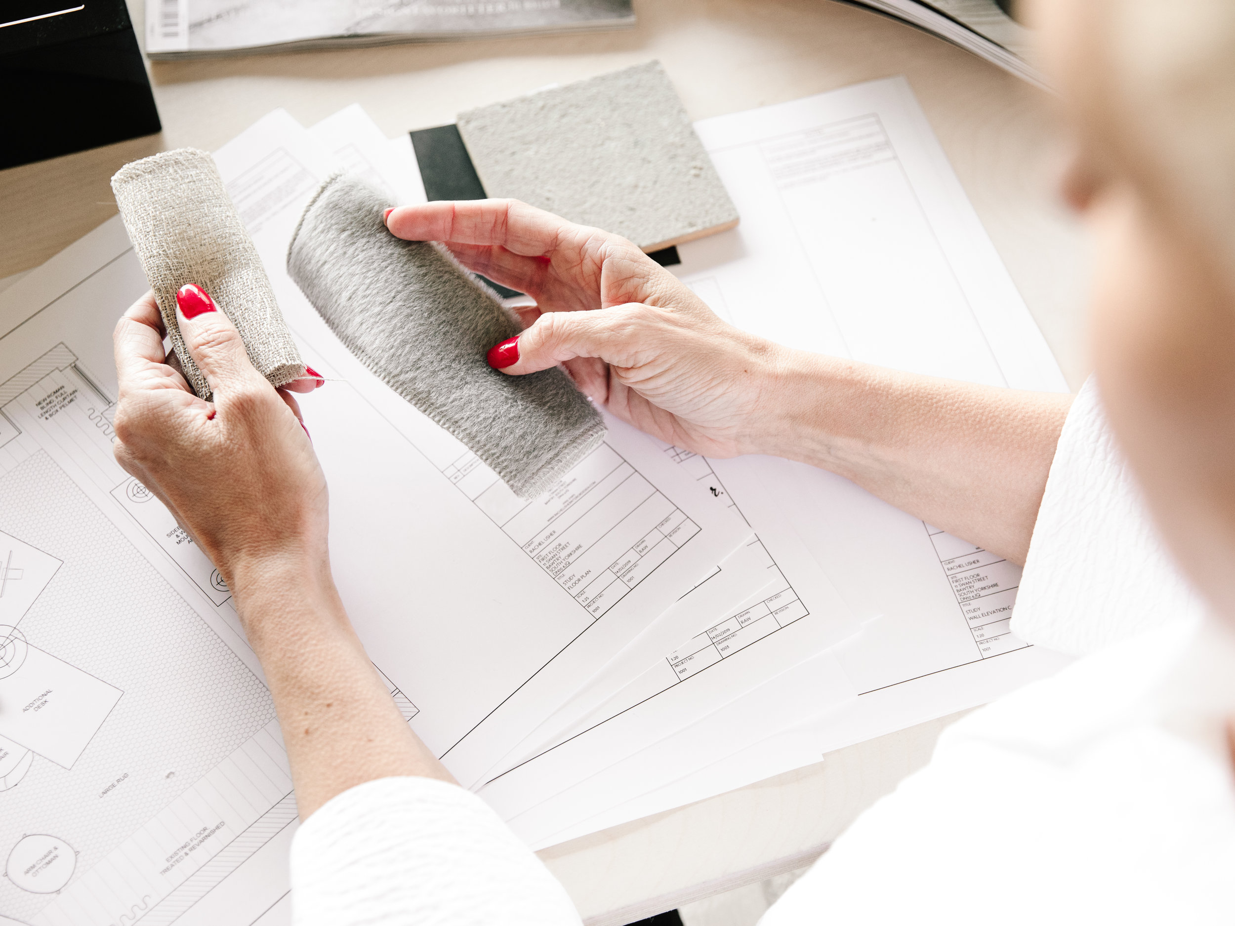 Rachel Usher Interior Design South Yorkshire Press