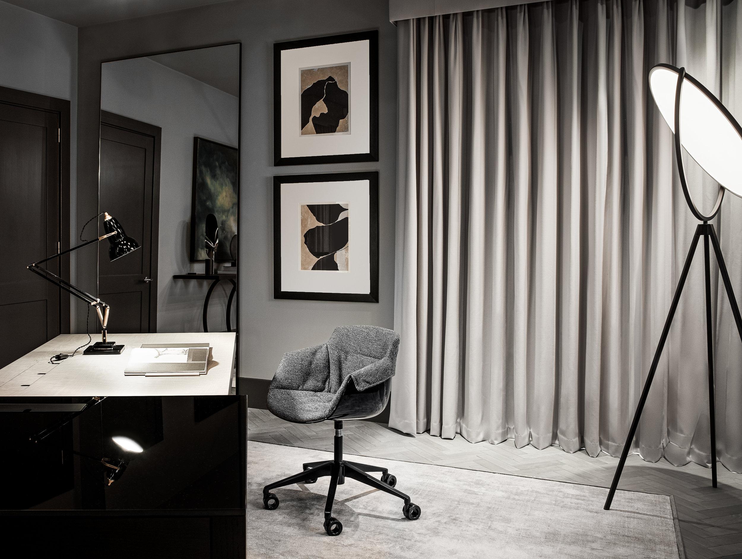 Luxury Residential Study By Rachel Usher Interior Design
