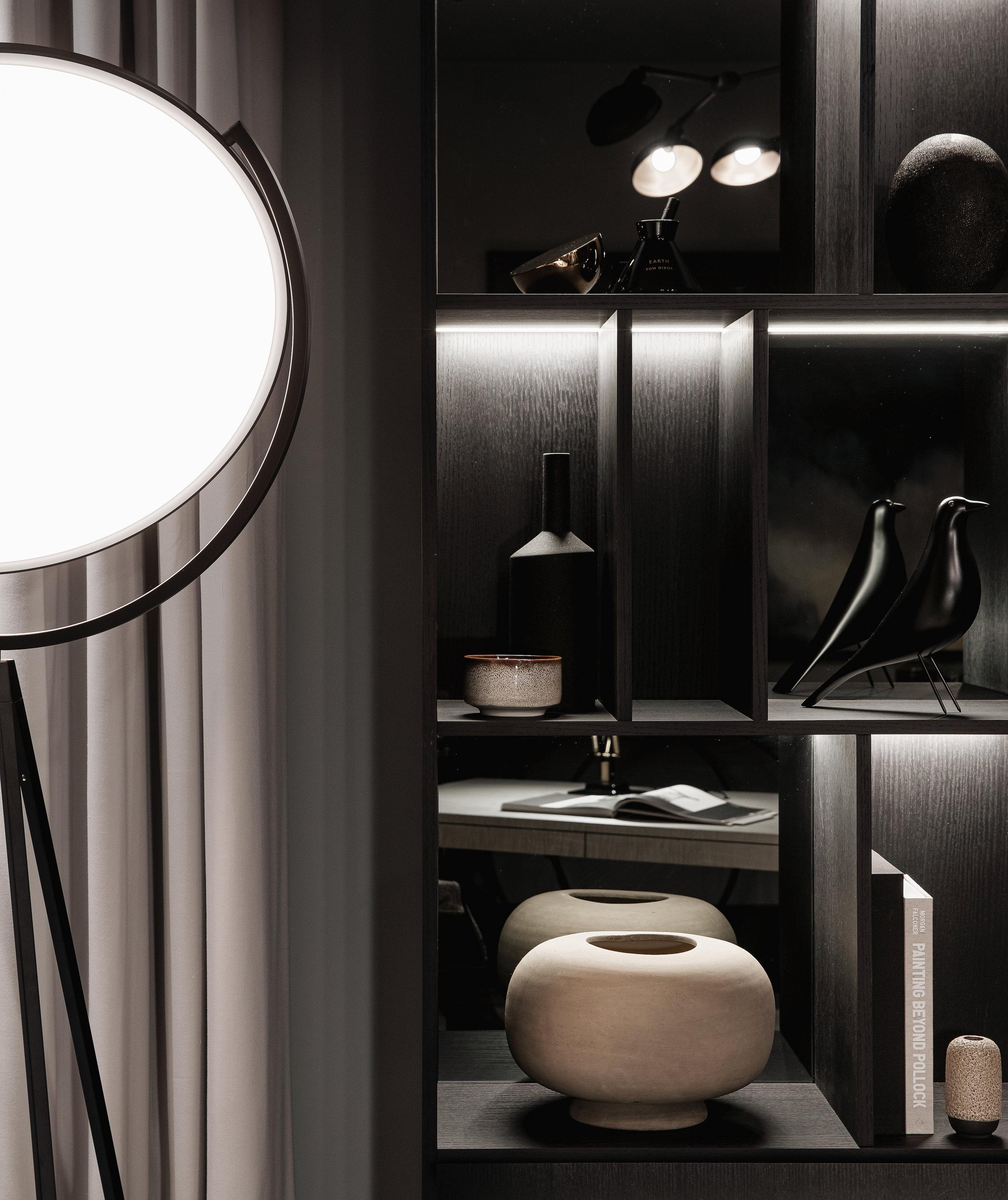 Rachel Usher Interior Design Luxury Residential Study