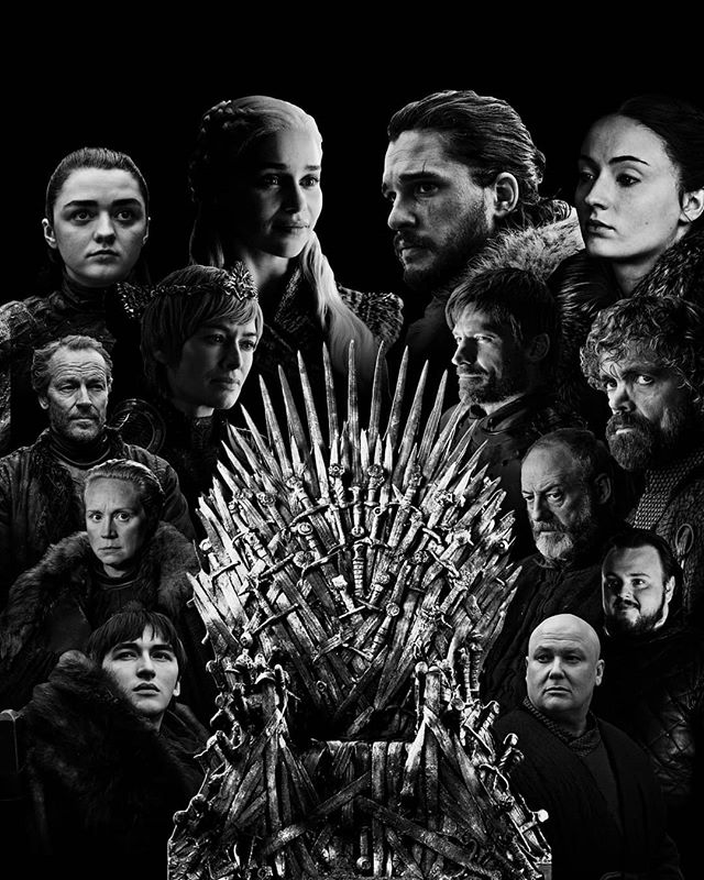 It's been eight years. For 71 episodes — three days and 16 minutes worth of continuous viewing — fans have wondered who would be sitting on the Iron Throne at the end of the final season. Well, now we know. Needless to say, people have opinions. There are some who love this ending, others who loathe it so deeply they will continue to petition for a complete do-over of Season 8. • We asked a few Washington Post staffers and Lily readers to weigh in on what should have happened on the finale, and particularly where the female characters should have ended up. Click the link in our bio to read how it all would have gone down if we were in charge. (photos by HBO; illustration by @thelilynews)