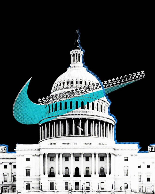 "Members of Congress are questioning Nike following reports that the company penalized athletes for getting pregnant by reducing their pay and asking them to make unpaid appearances on its behalf. In a letter to Nike's chief executive, Reps. Jaime Herrera Beutler (R-Wash.) and Lucille Roybal-Allard (D-Calif.), co-chairs of the bipartisan Congressional Caucus on Maternity Care, wrote, ""We are deeply concerned by recent reports that Nike has reduced sponsorship payments, or ceased payment entirely, for female athletes during their pregnancy and postpartum recovery."" A spokeswoman for Nike declined to comment on the letter. On Friday, the company said it would begin adding pregnancy protections to new contracts with female athletes. It did not, however, say whether existing contracts would be updated accordingly. (photos by iStock; illustration by @thelilynews)"
