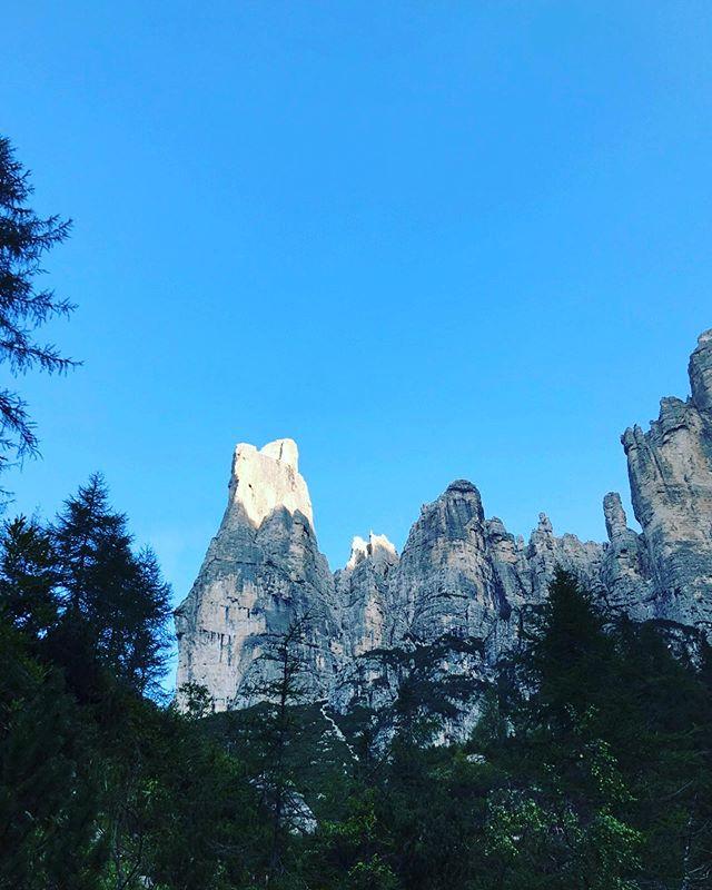 #altavia1 day 8. Vazzoler to San Sebastiano.