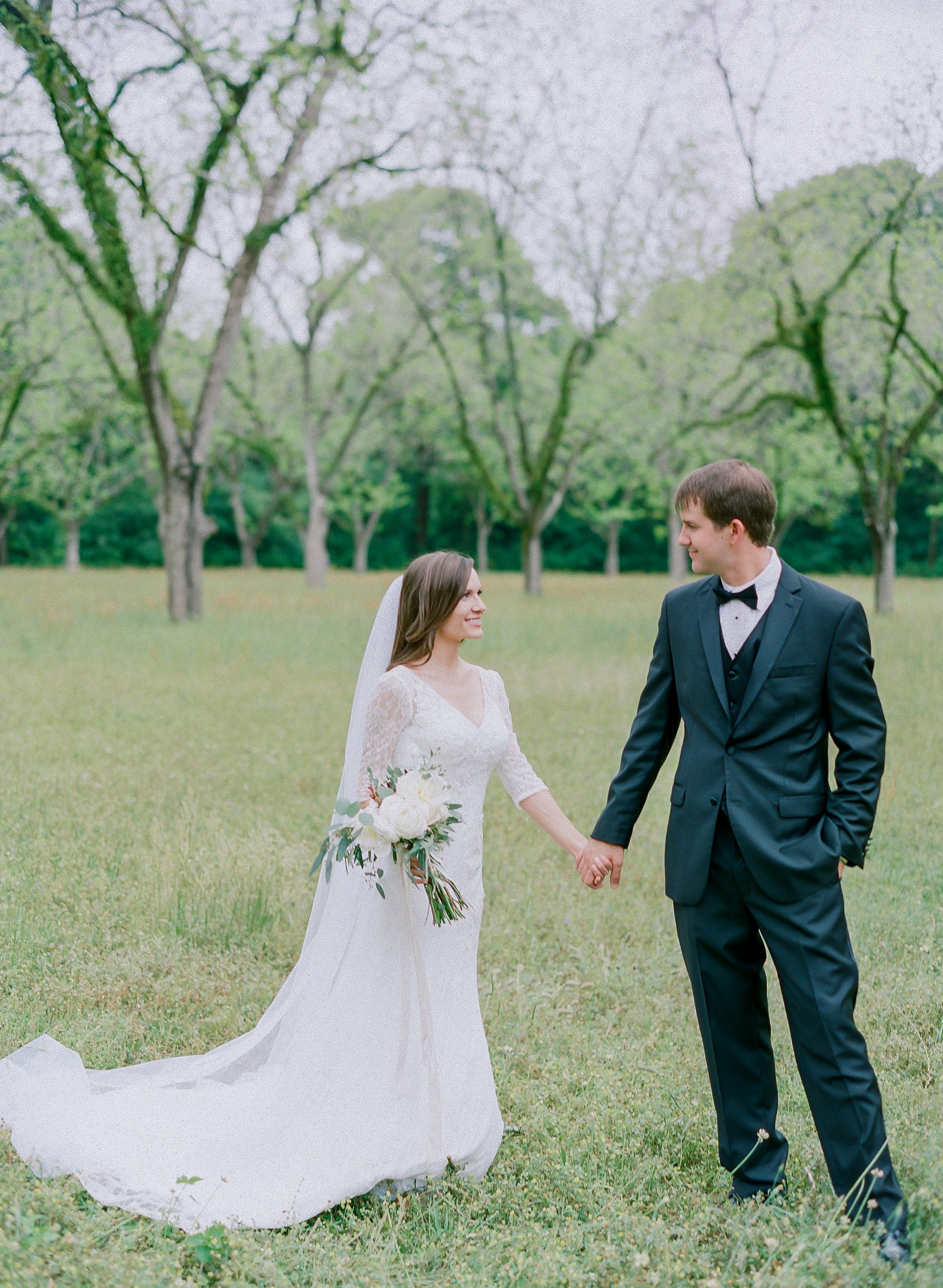 Olive and European inspired wedding | Kaylie B. Poplin Photography | Crestview, Florida Family & Wedding Photographer