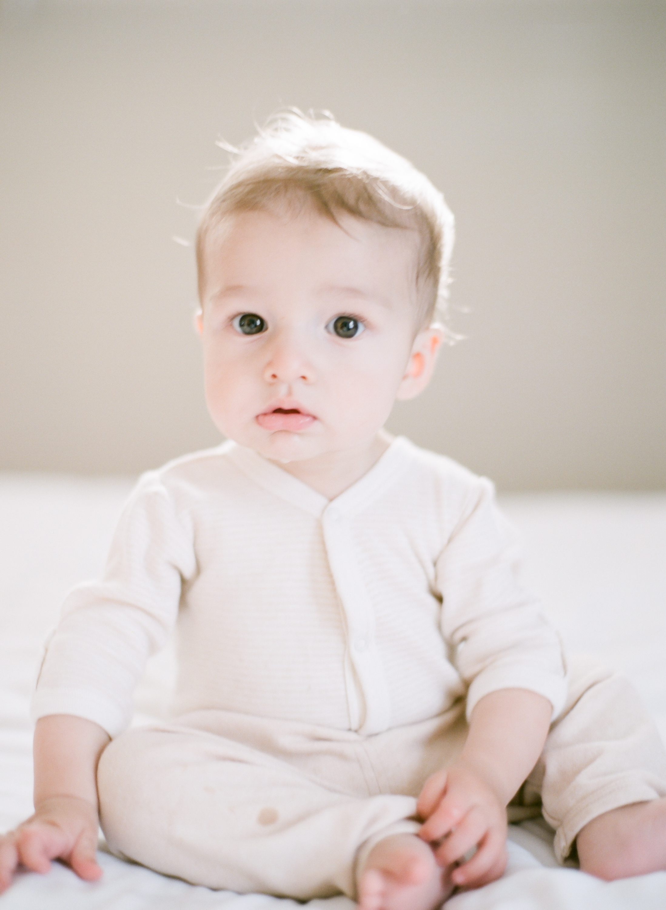 Simple little boy outfits | Kaylie B. Poplin Photography | Birmingham, Alabama Fine Art Film Photographer
