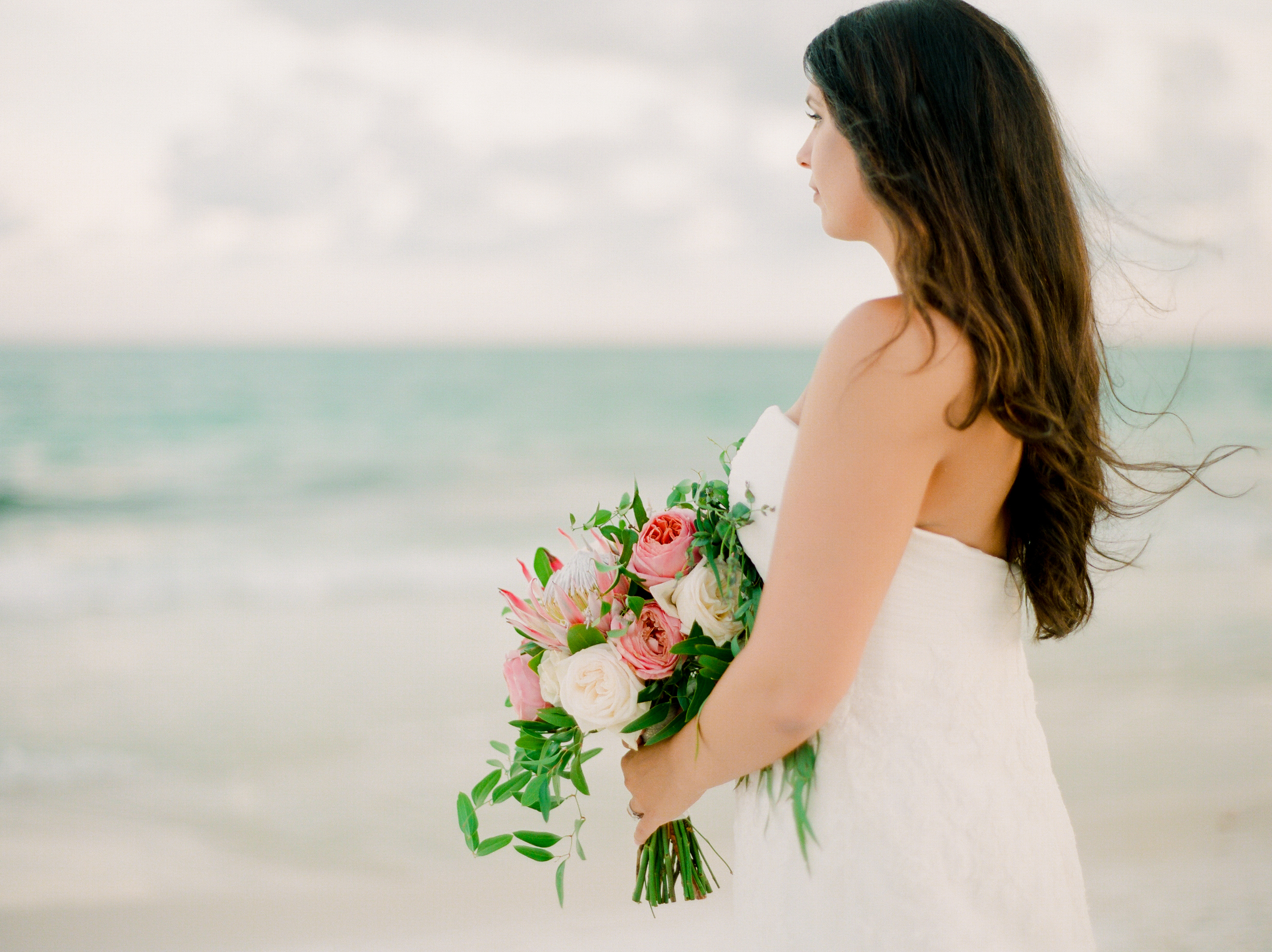 30a beach wedding | Kaylie B. Poplin Photography | Florida fine art wedding photographer