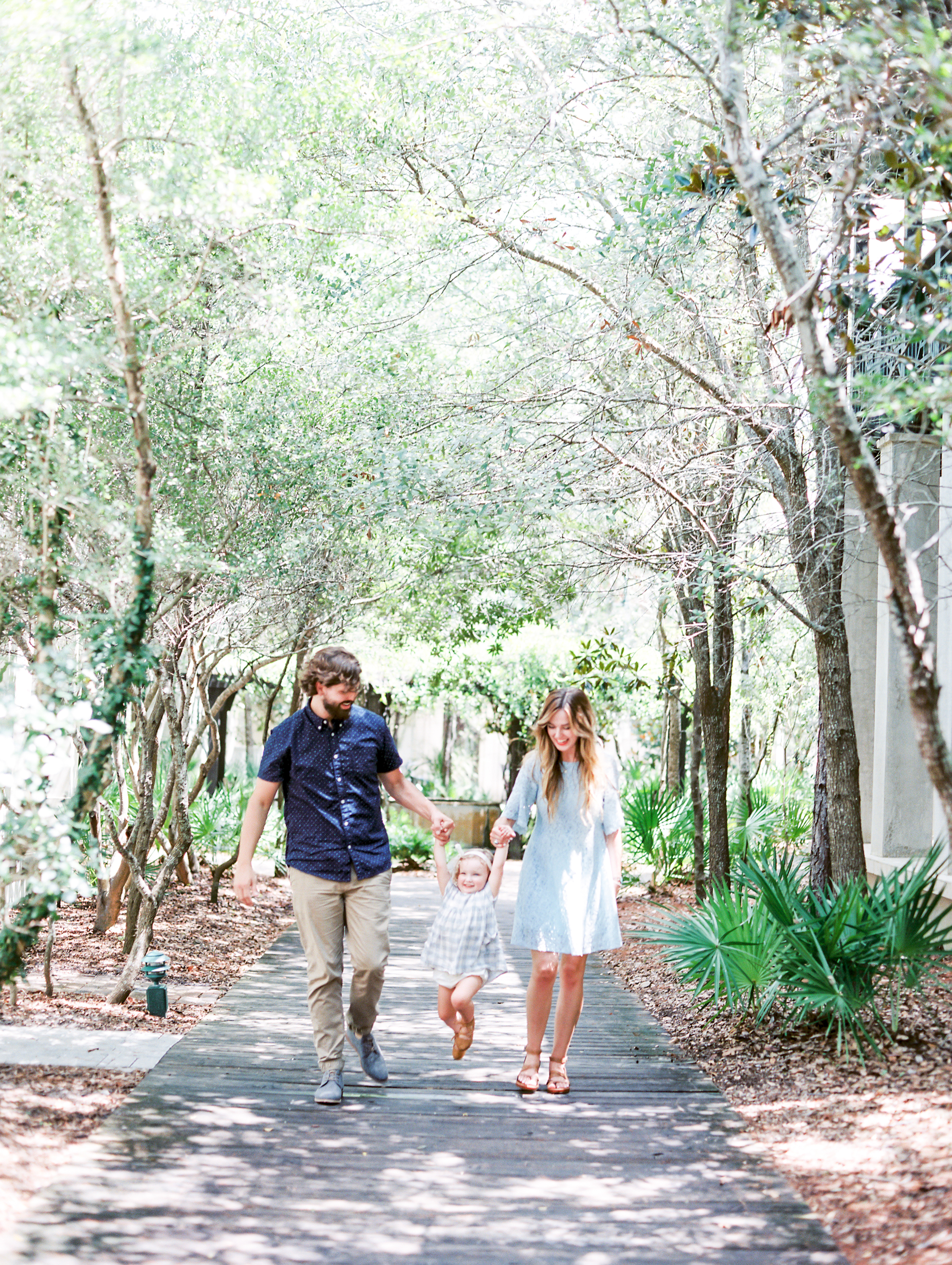 Exploring Rosemary Beach Florida as a family | Kaylie B. Poplin Photography | Rosemary Beach, FL Photographer