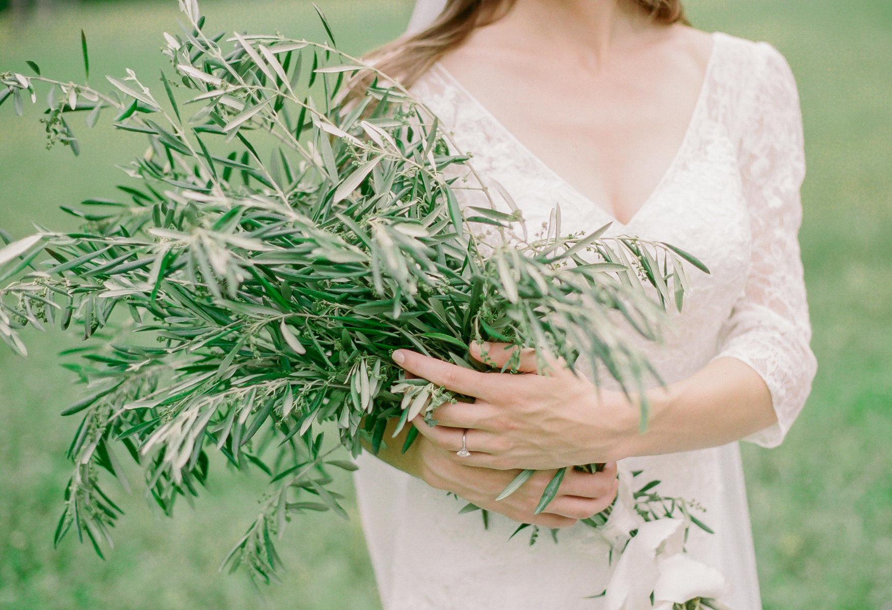 Olive Branch Wedding | Fine Art Crestview Florida Wedding | Jennifer Blair Photography