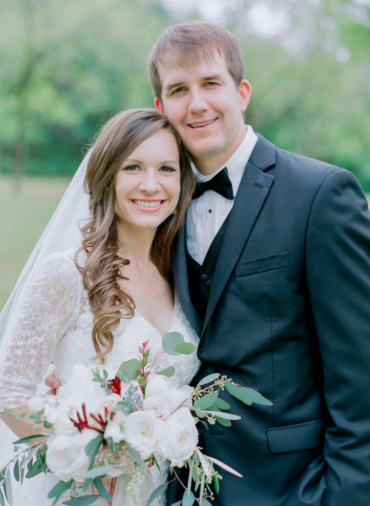Intimate European Wedding | Fine Art Crestview Florida Wedding | Jennifer Blair Photography