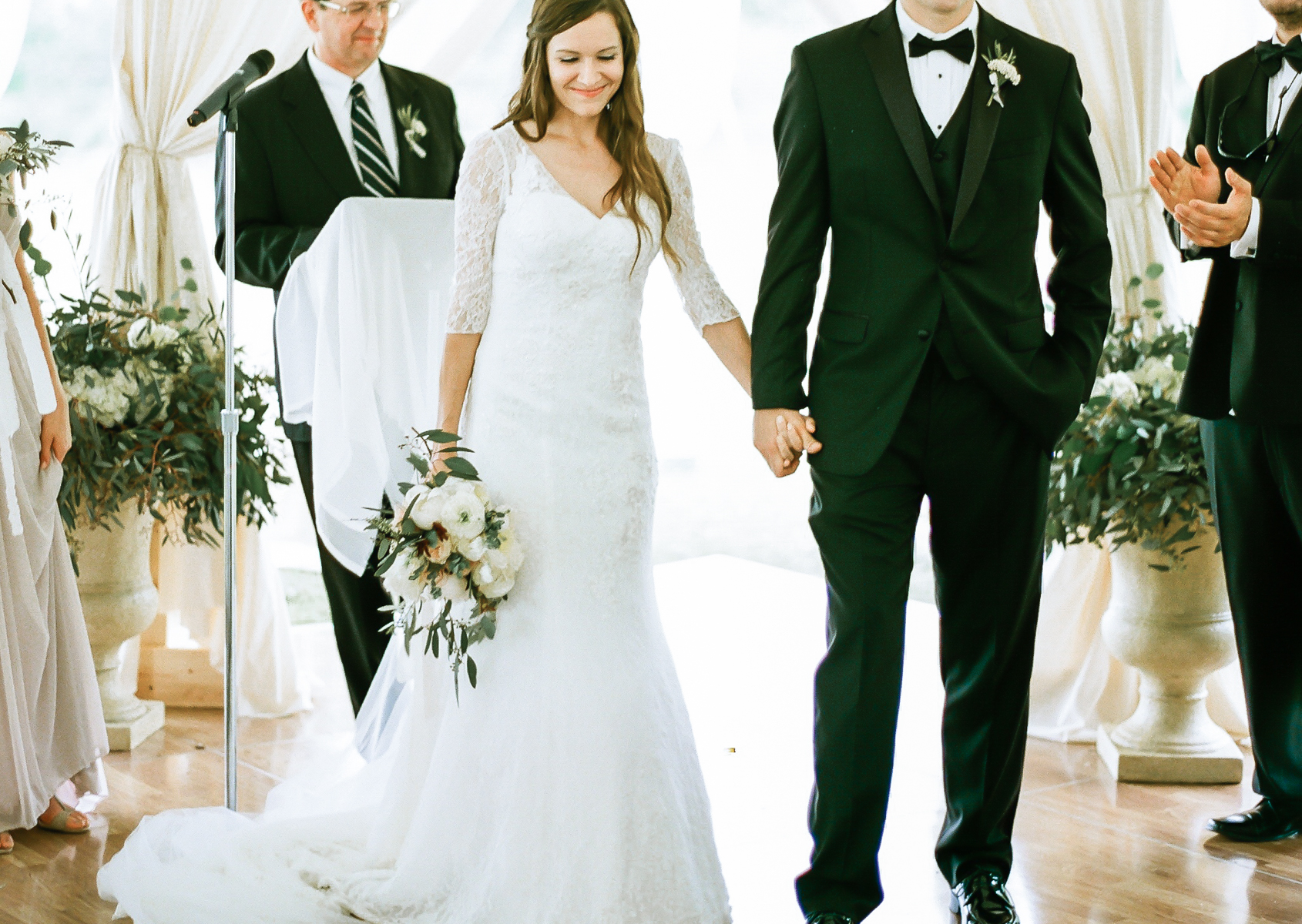 Victoria Austin Designs | Fine Art Crestview Florida Wedding | Jennifer Blair Photography