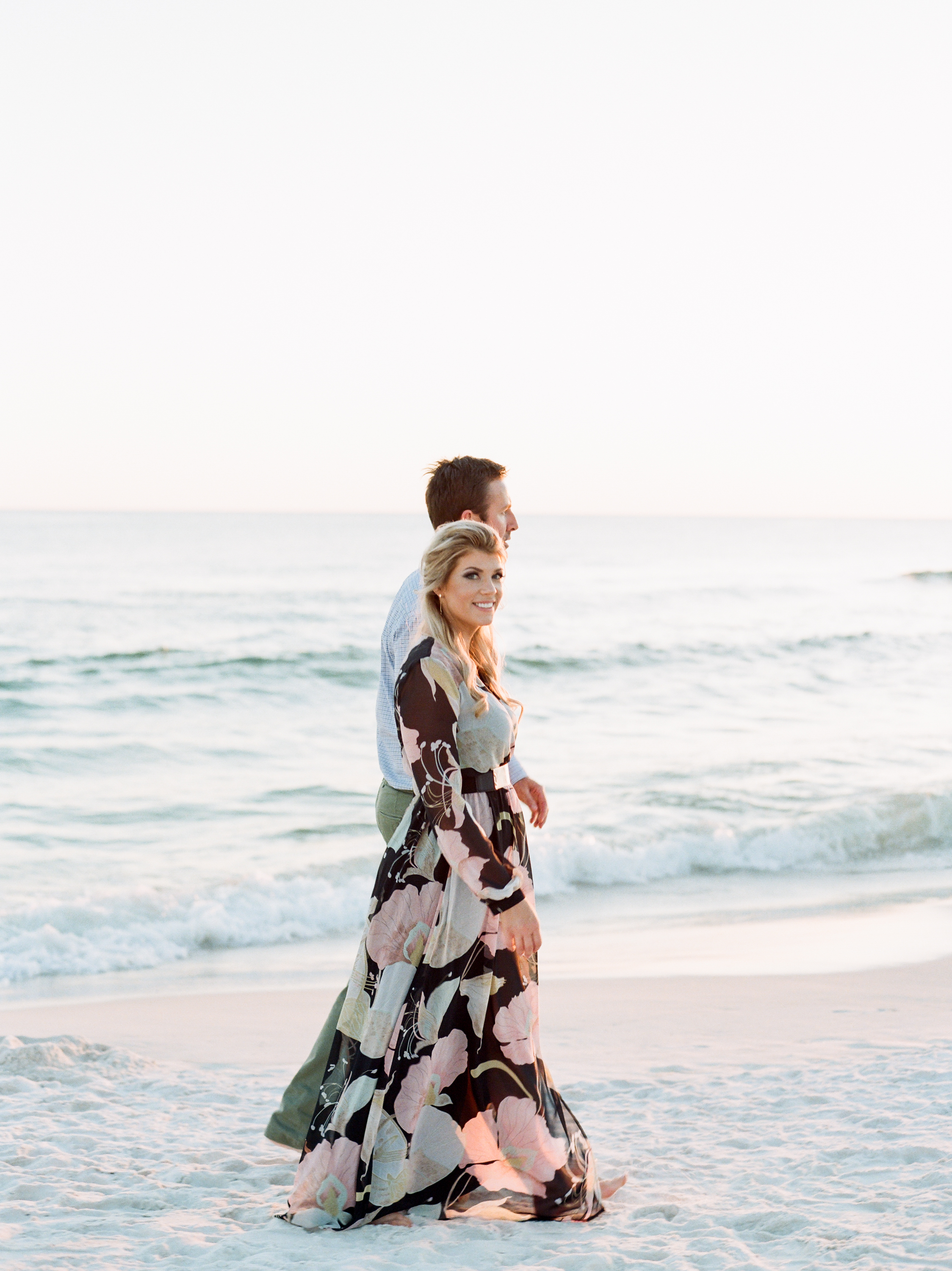 rosemary beach engagement kaylie b poplin photography