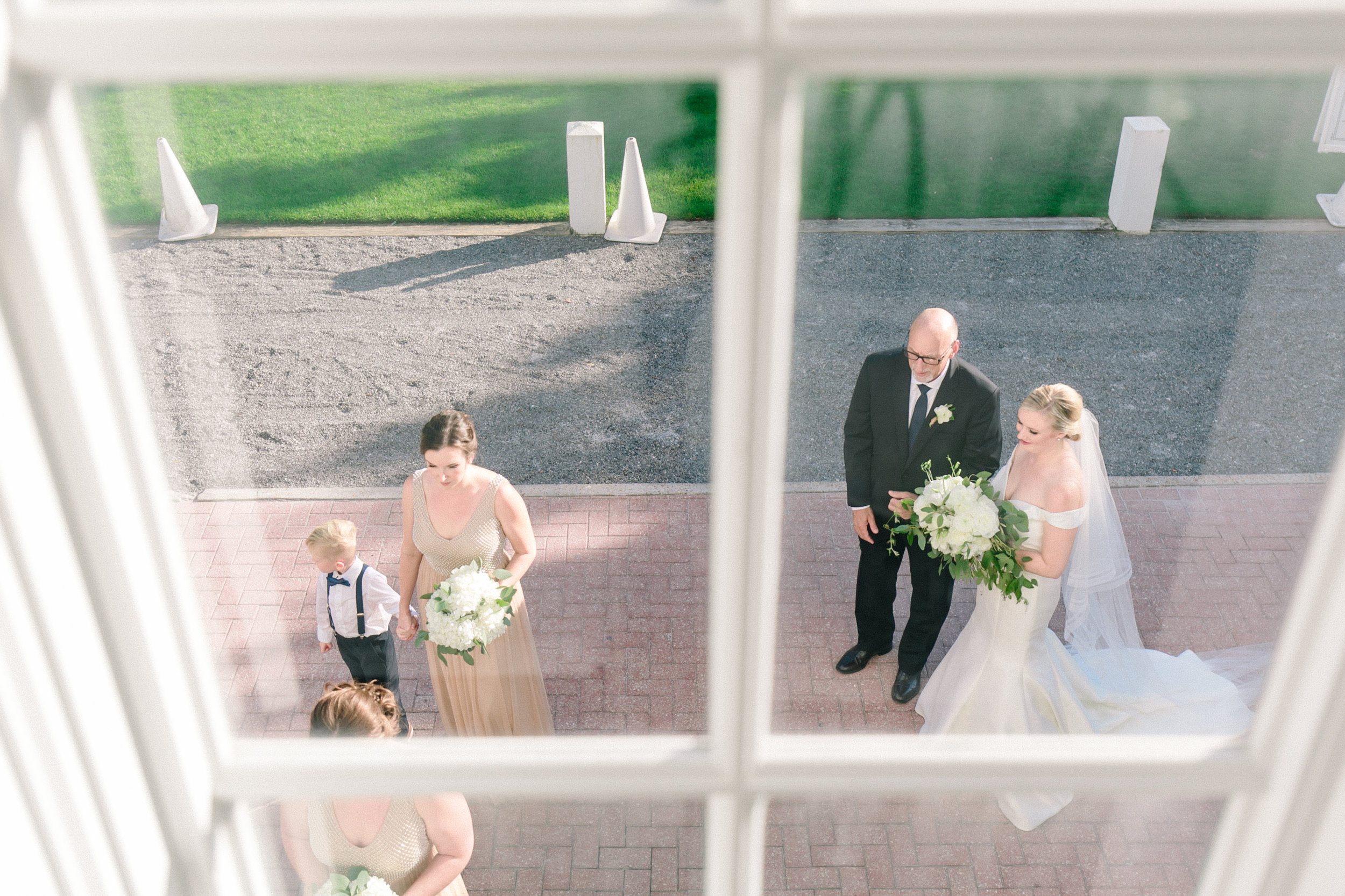 seaside chapel wedding