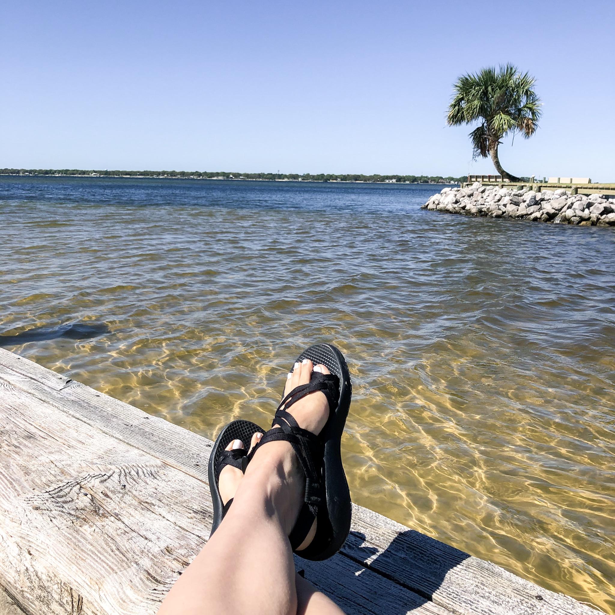 Meigs beach Shalimar Florida