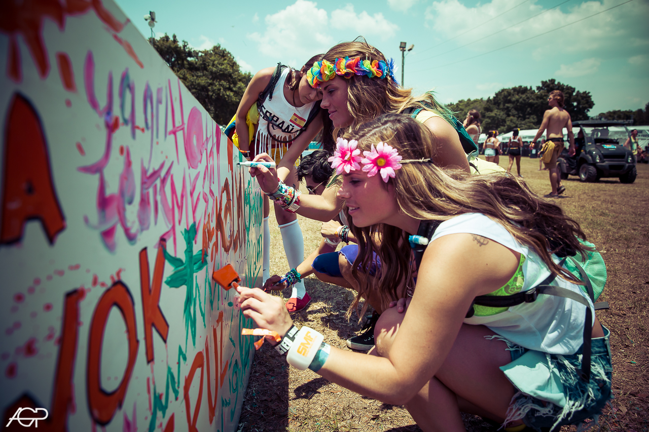 WALL OF CURIOSITY     Client:    Sunset Music Festival (SFX)     Completed:    May 2014