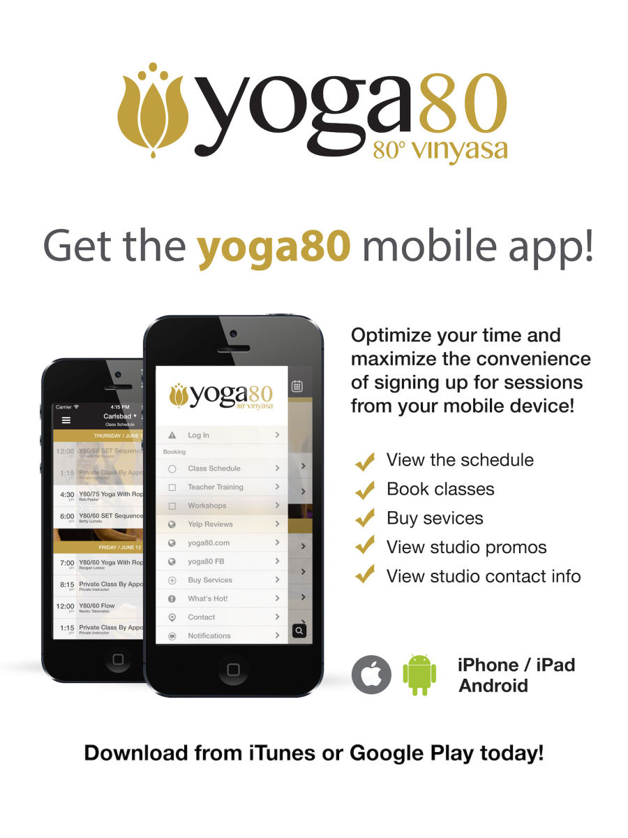 yoga80 app ad