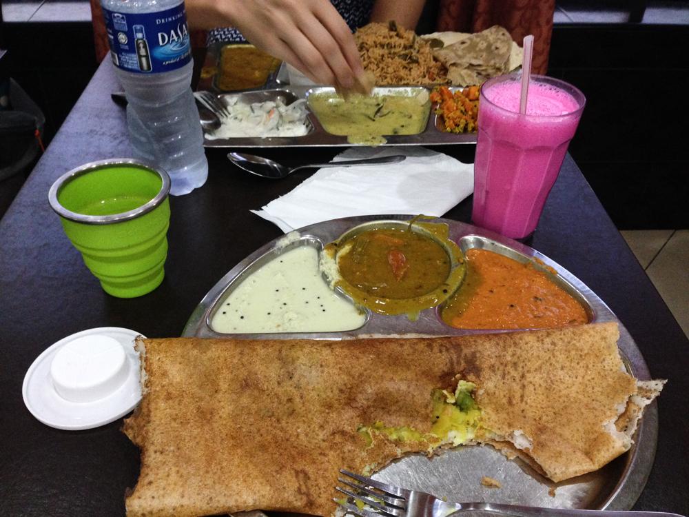 Legit Indian Food