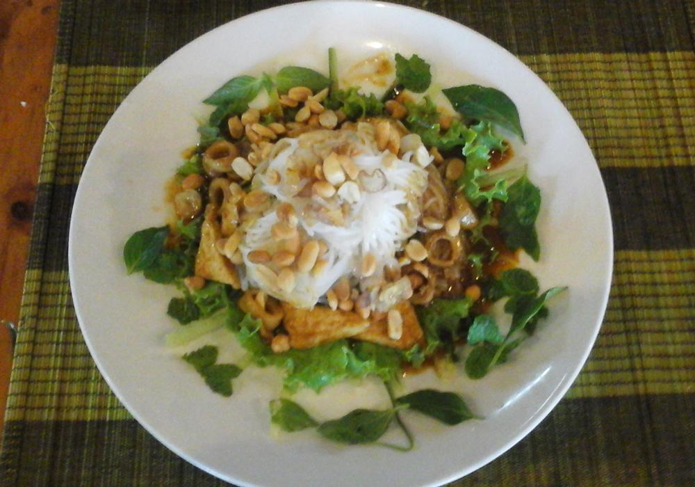 Veggie Noodle Salad
