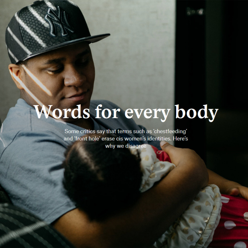 words for every body - ray briggs/ aeon.com