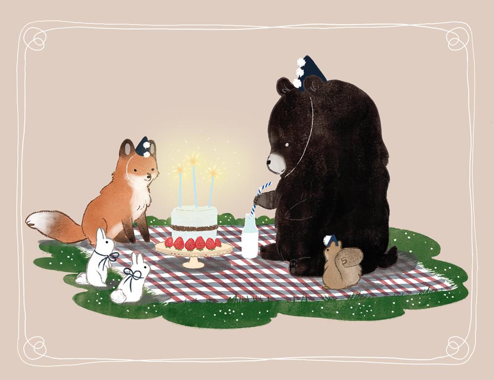 Bear's Birthday Party