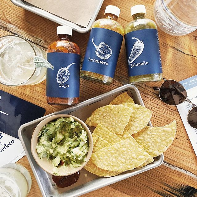 tuesdays are for tacos, tequila and tortilla chips ... okay, and a healthy dose of guacamole. 🥑🌮 #bartacolife #tacotuesday
