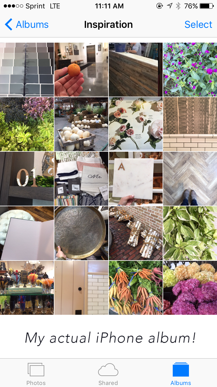 Heirloom Event Co. // How A Wedding Planner uses Pinterest