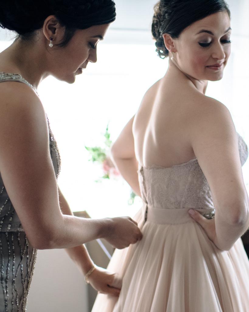 Heirloom Event Co. | Garfield Park Conservatory Wedding
