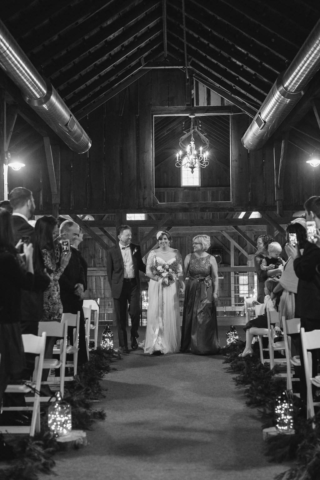 Heirloom Event Co. | The Barn at Harvest Moon Pond