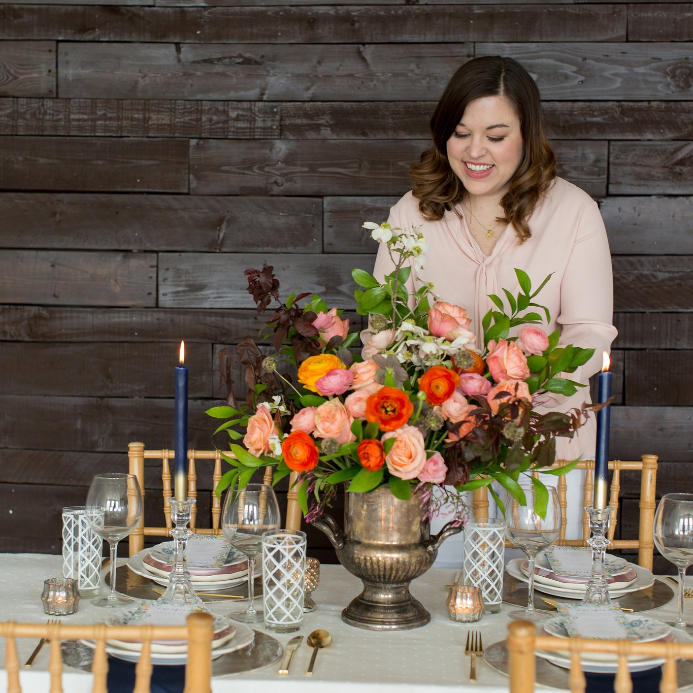 Meet Abby | Heirloom Event Co. | Photo by Maria Harte Photography