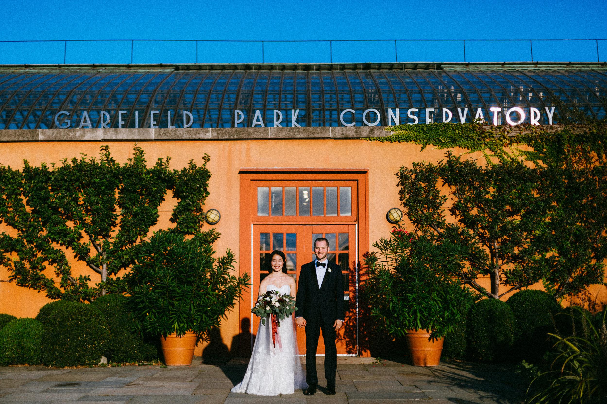 Heirloom Event Co.   Garfield Park Conservatory
