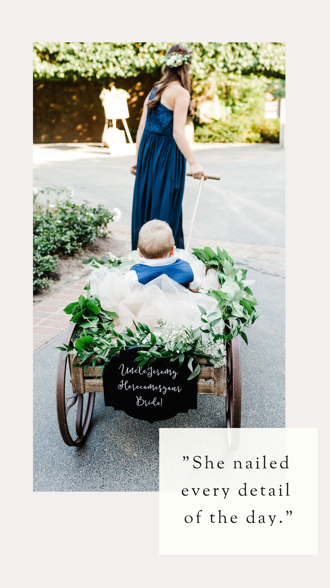 Heirloom Event Co. | Wedding Planner | Wedding Florist | Chicago | Review