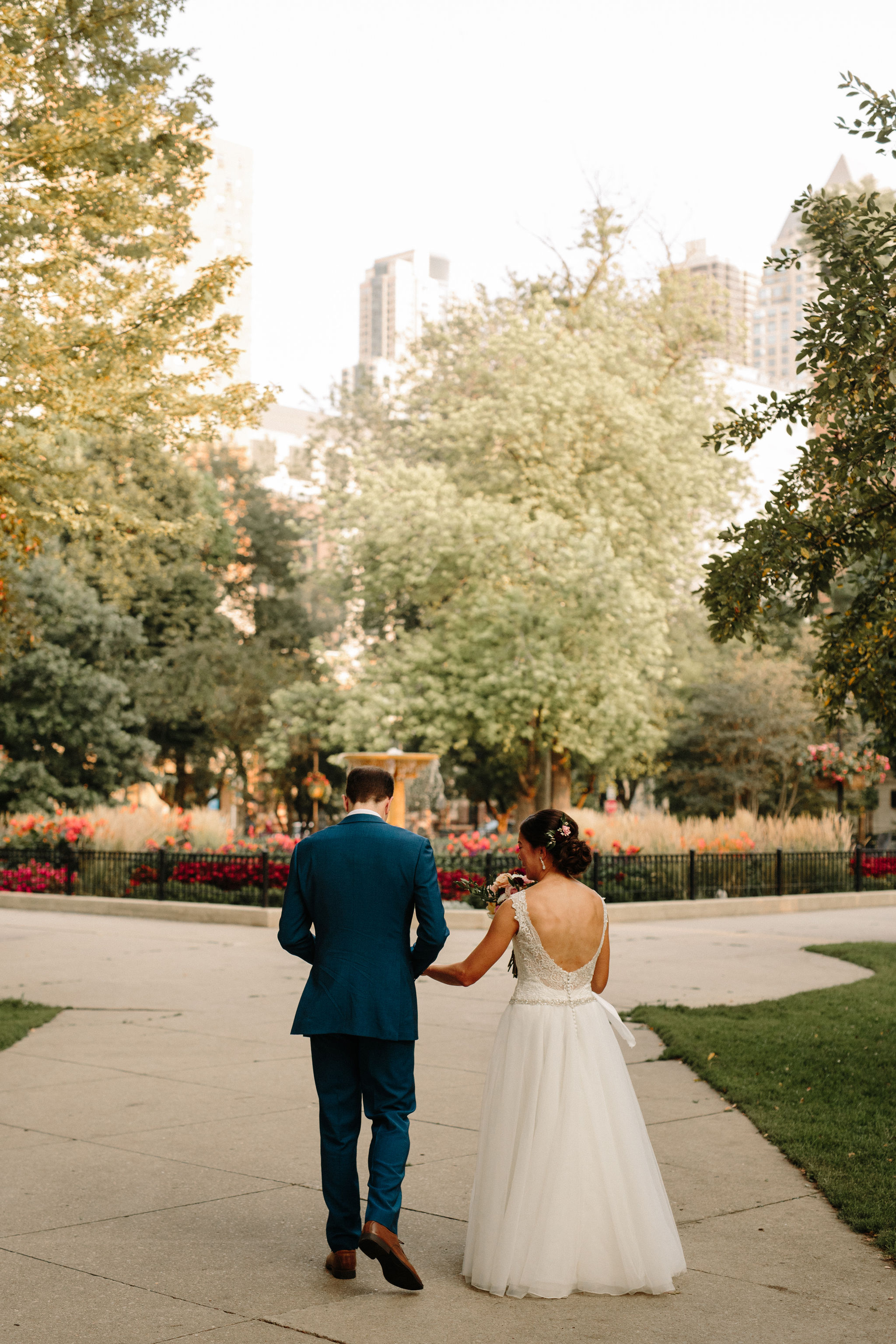 Heirloom Event Co. | Washington Square Park
