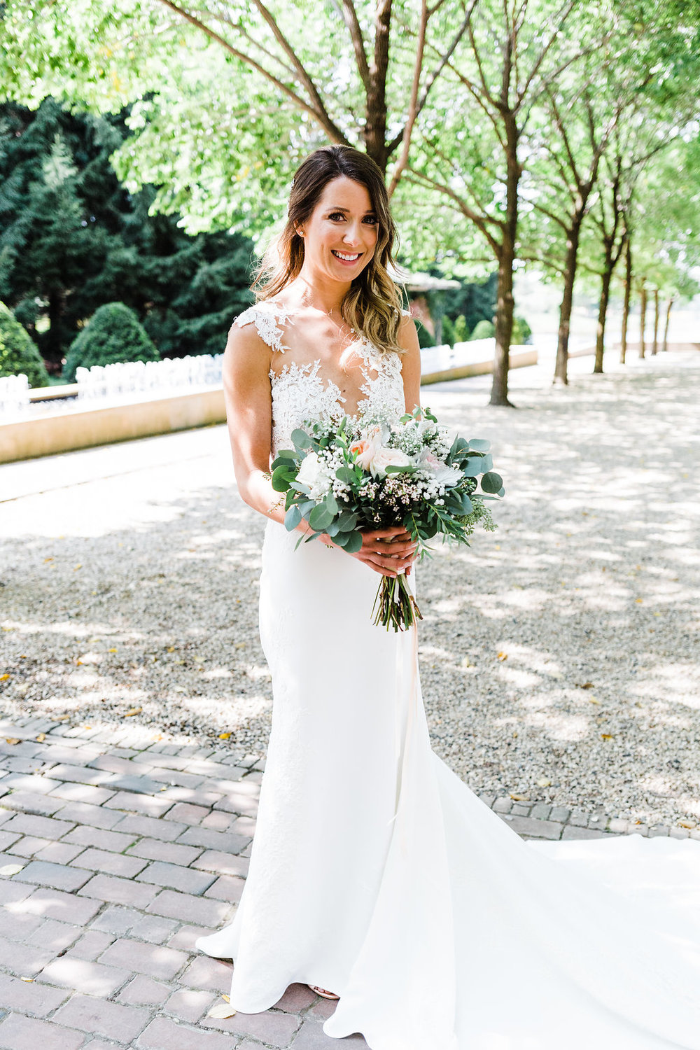 Heirloom Event Co. | Chicago Botanic Gardens