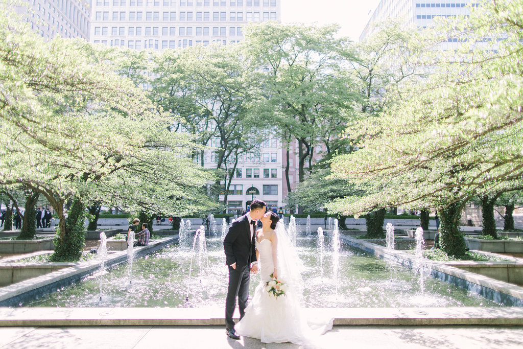 Heirloom Event Co. | Wyndham Grand Chicago Riverfront